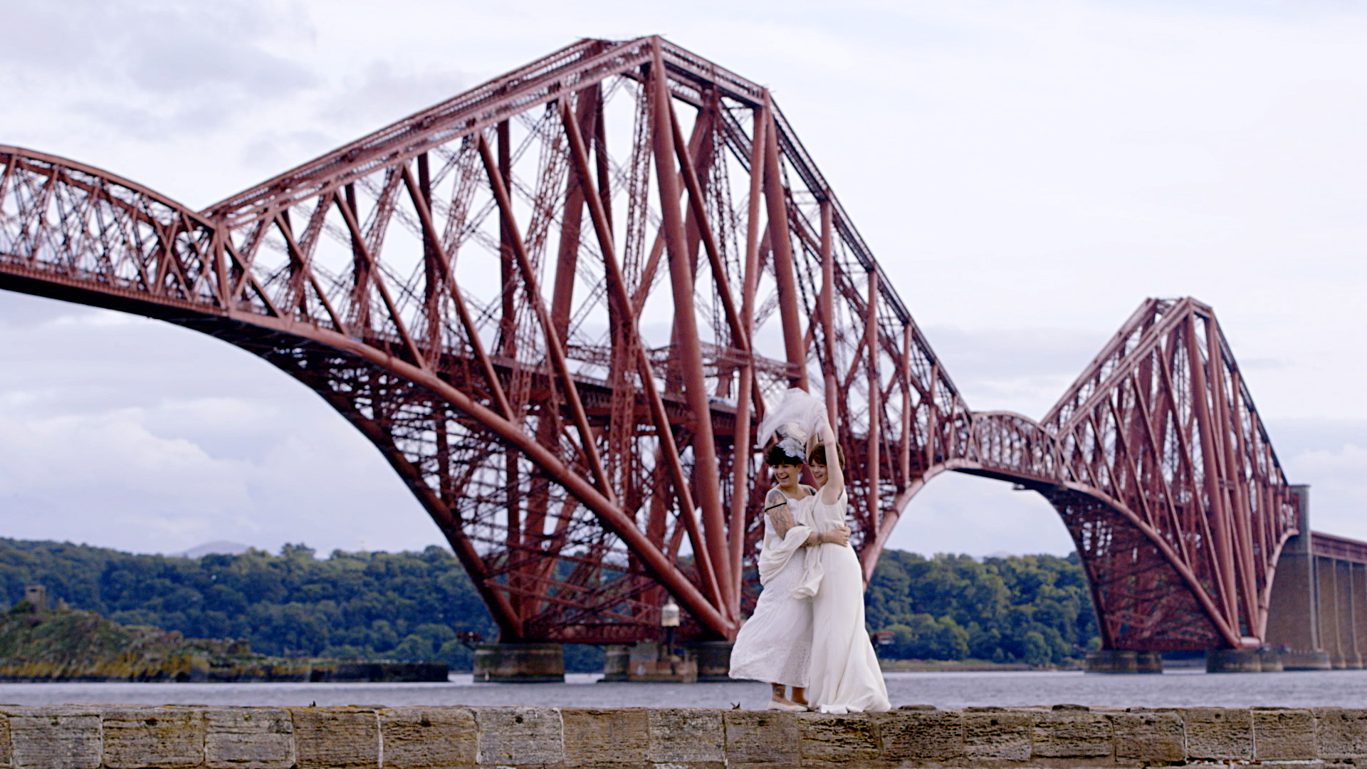 Coming Oot Brides at the Bridge.jpg