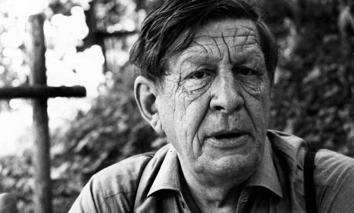 STOP ALL THE CLOCKS: WH AUDEN IN THE AGE OF ANXIETY