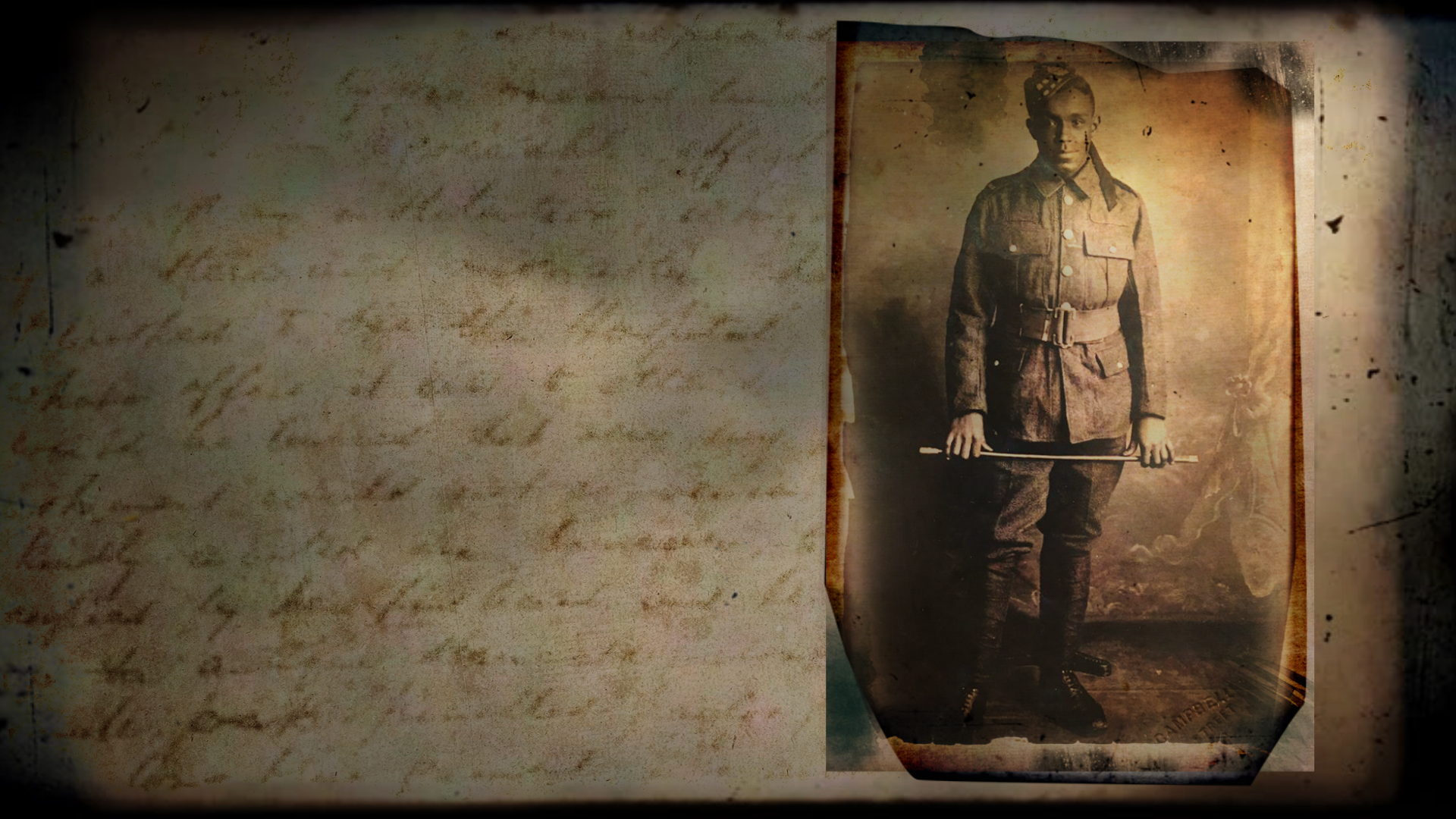 SCOTTISH SOLDIER: A LOST DIARY OF WW1