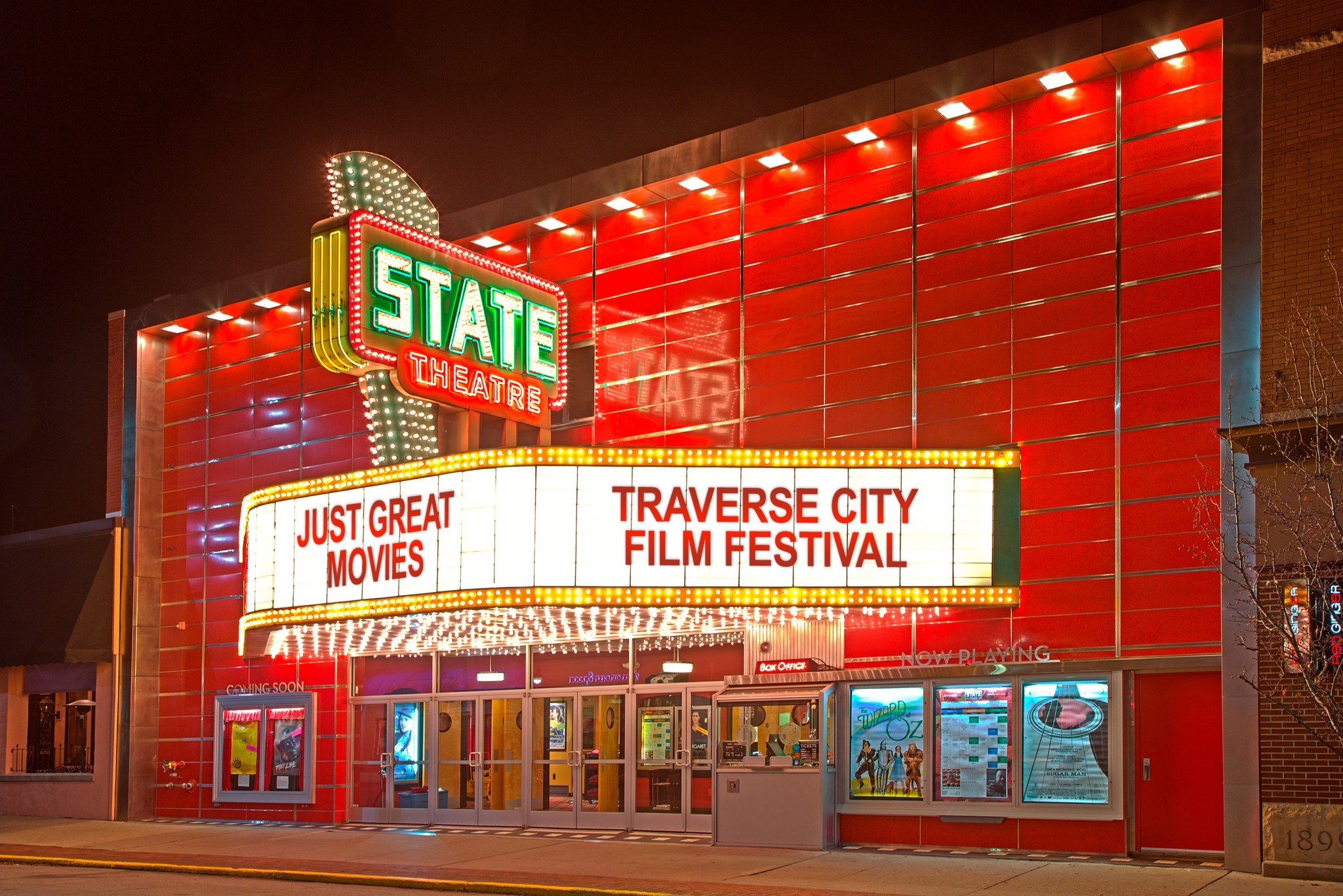 -  Its with immense honour that we can announce that our feature documentary Eminent Monsters has just been invited to Michael Moore's Traverse City Film Festival.