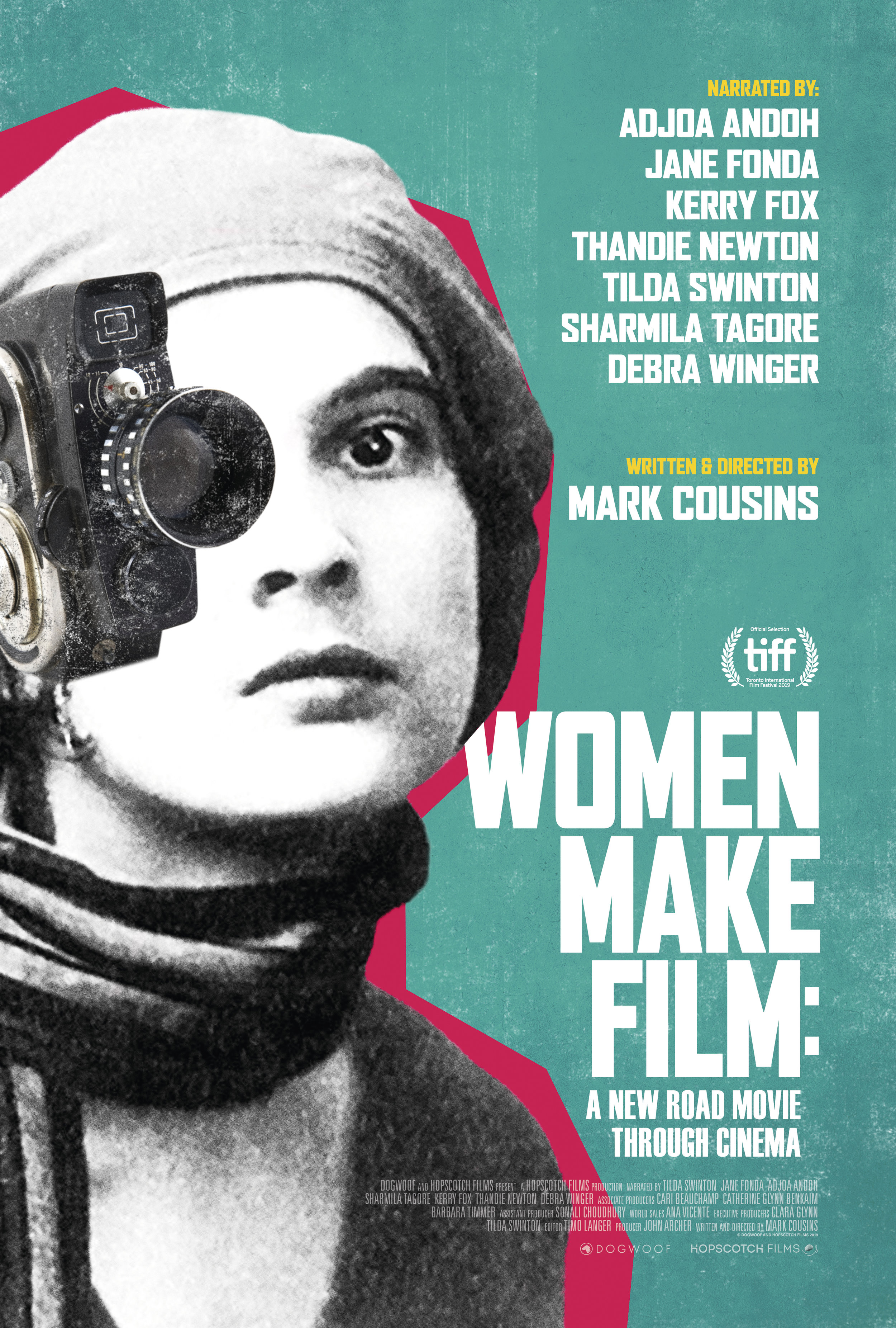 - Women Make Film draws on over 300 films to sketch its new road map through cinema. For the cinephiles out there, click below for an attachment of every film referenced. A perfect resource to find new cinematic treasures!