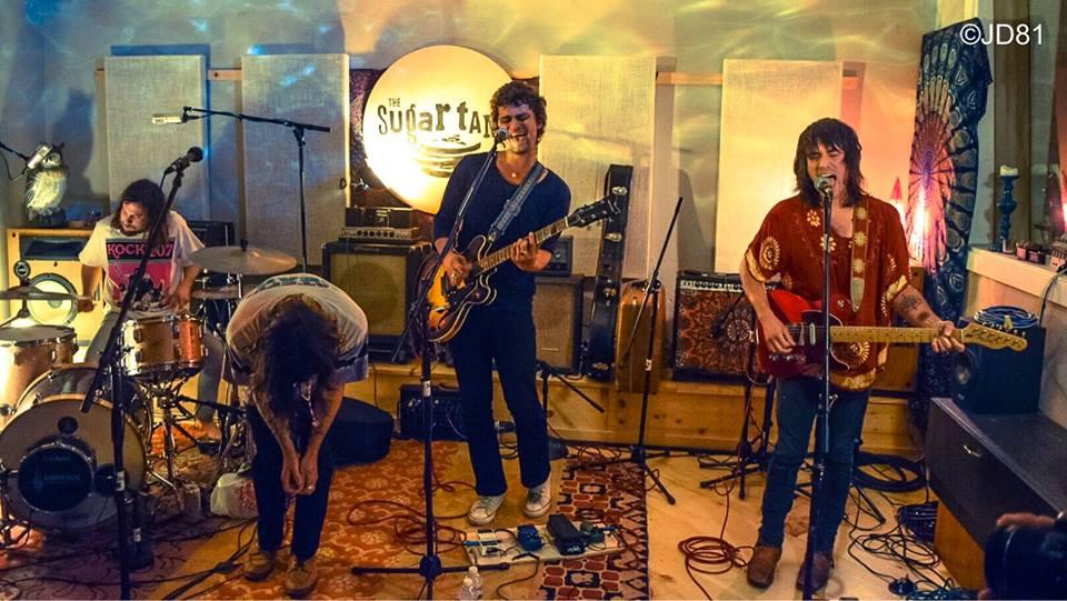 Needle Points Live @ The Sugartank - (photo:JD81 Photography, Lancaster, PA)