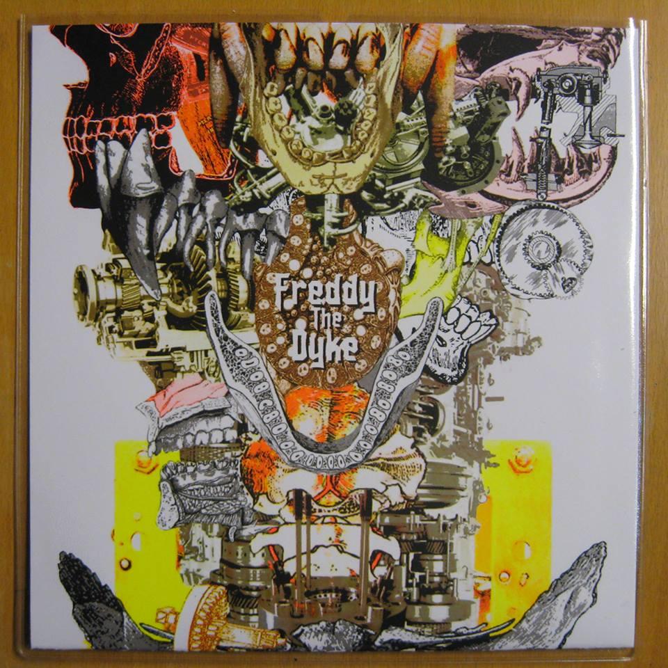 Freddy The Dyke LP 150 NOK/15€ + shipping