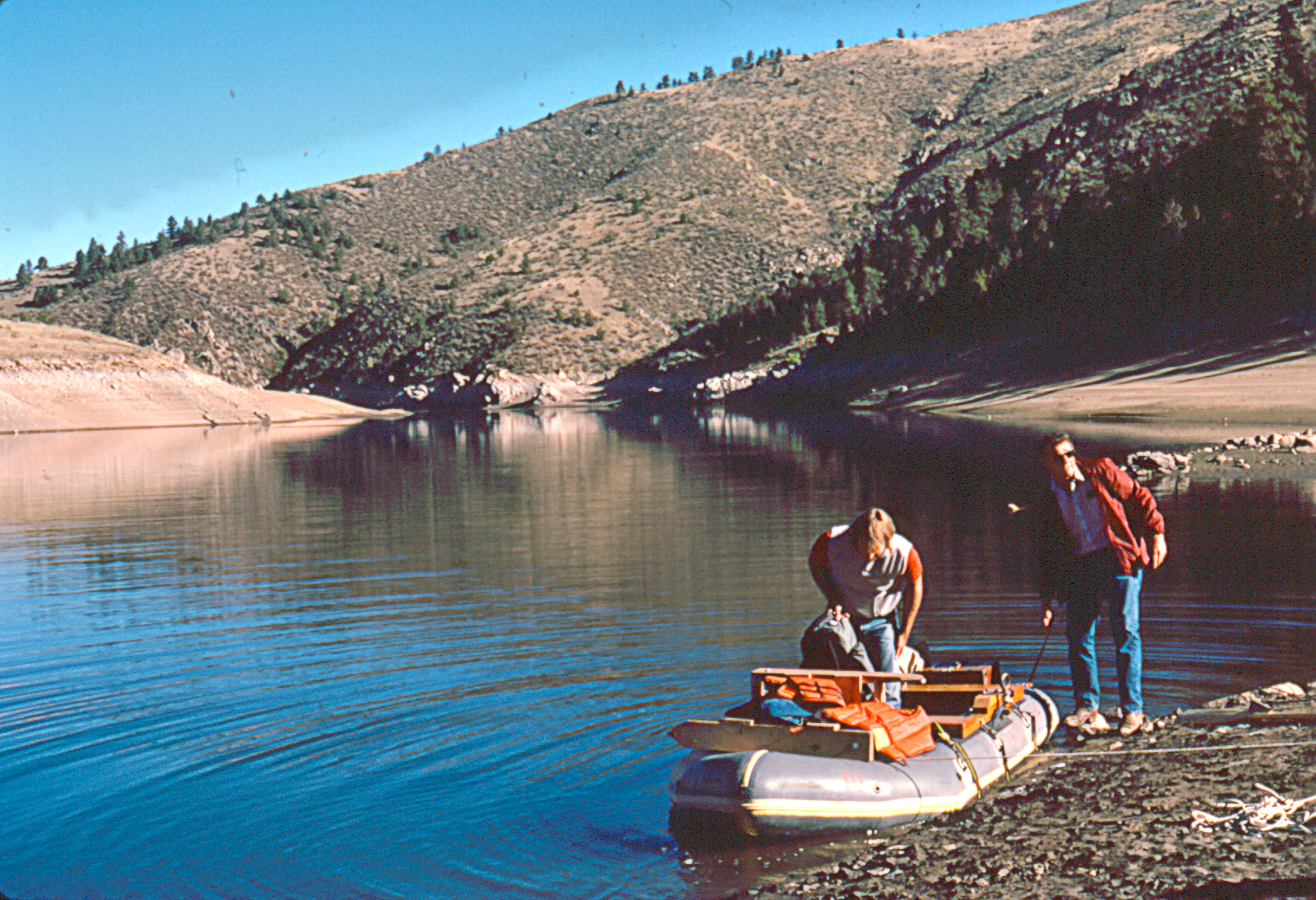 Cache la Poudre Water and Power Project (1987)