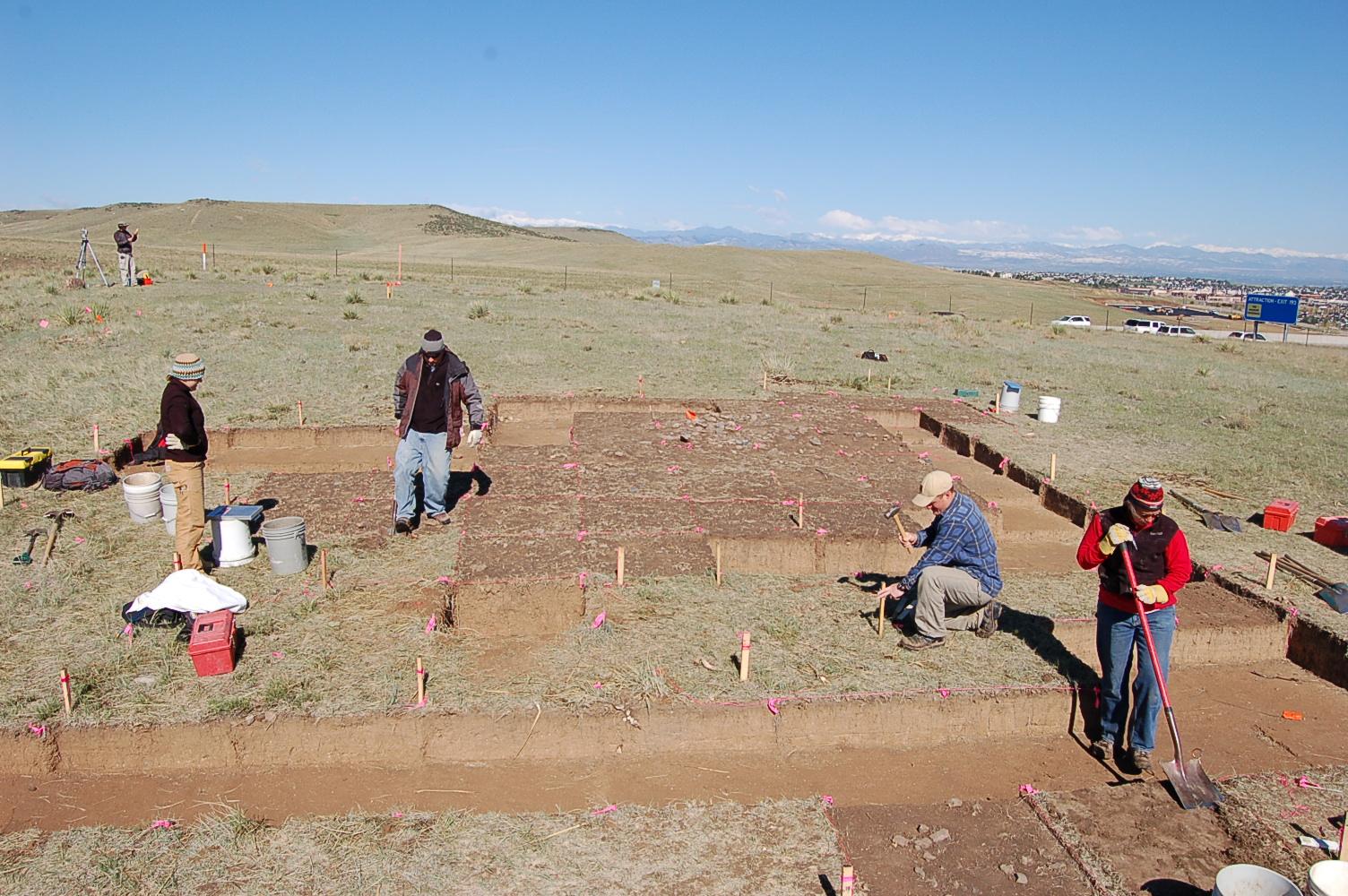 Mitigative Excavation - Ridgegate (2006)