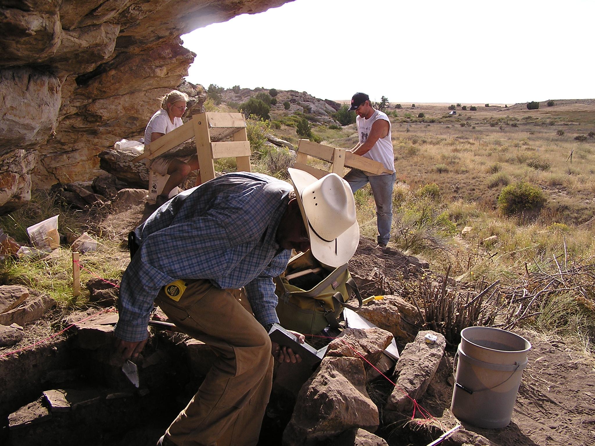 Pinon Canyon Maneuver Site Mitigation (2004)