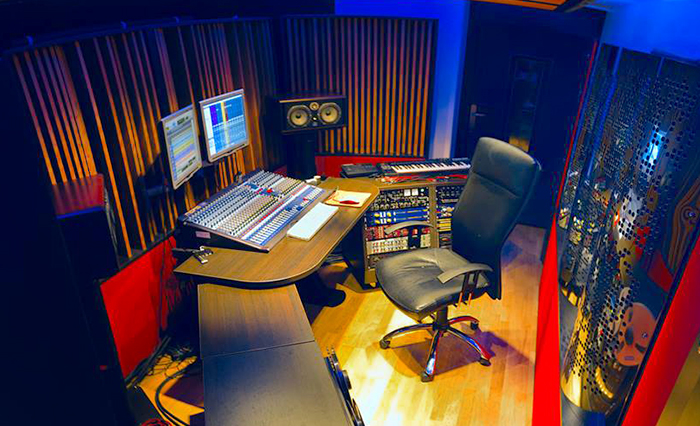 Studio Soundgrounded