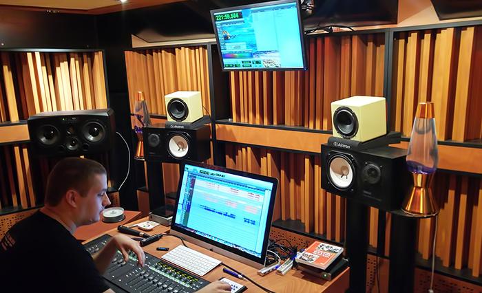 Studio MK Ultra