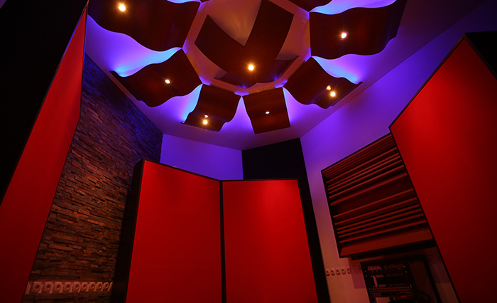 Studio RSL C Booth