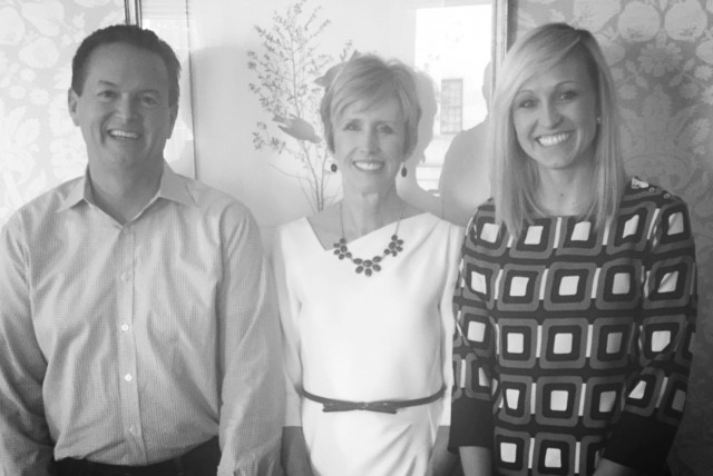 Mike Platt, Retail Odyssey VP - Kroger Co. Team, Tiffany Adams, and Carly Athey, Sr. Business Mgr. - Kroger Co. Team