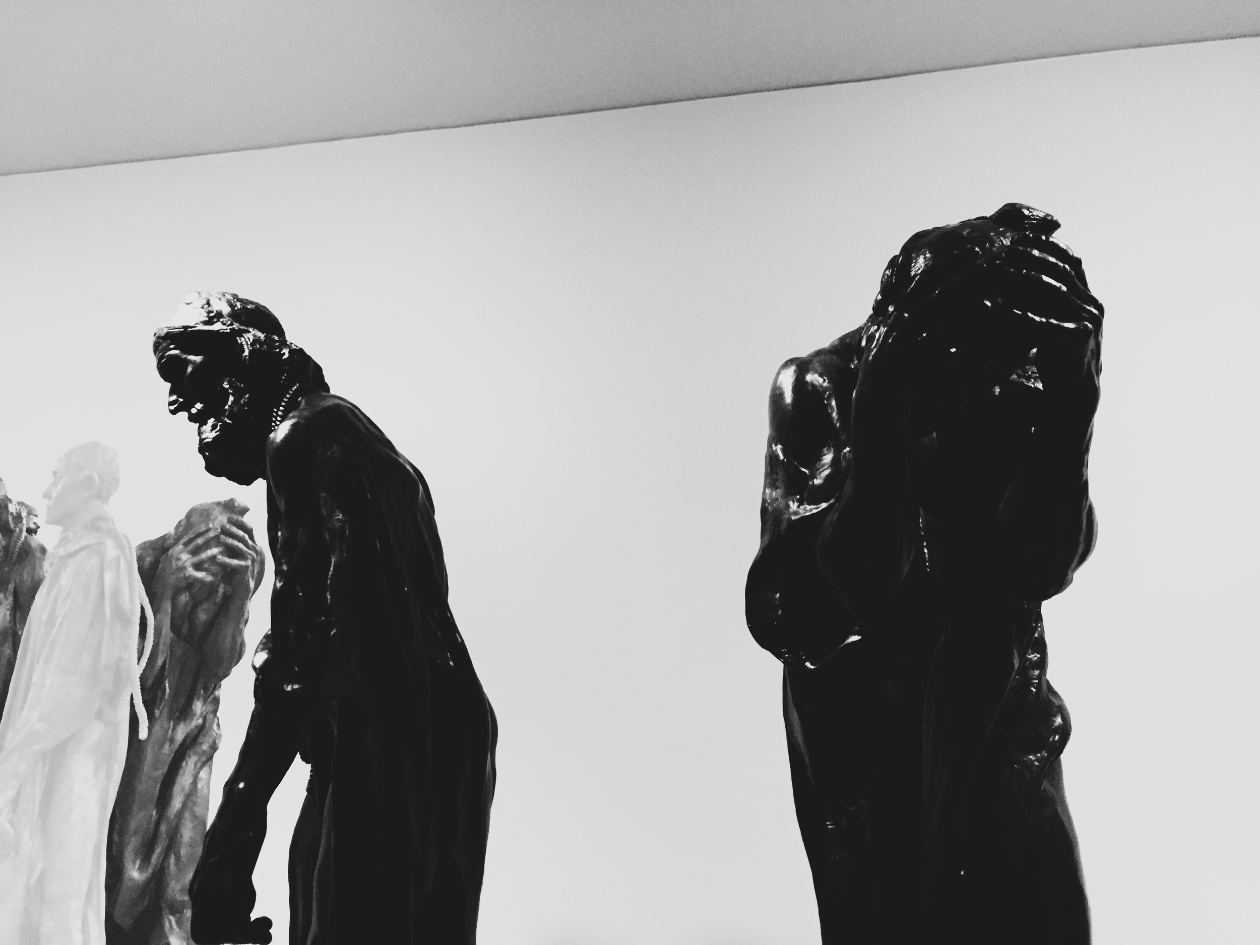 The Michelangelo: Quest for Geniusexhibit at the AGO.