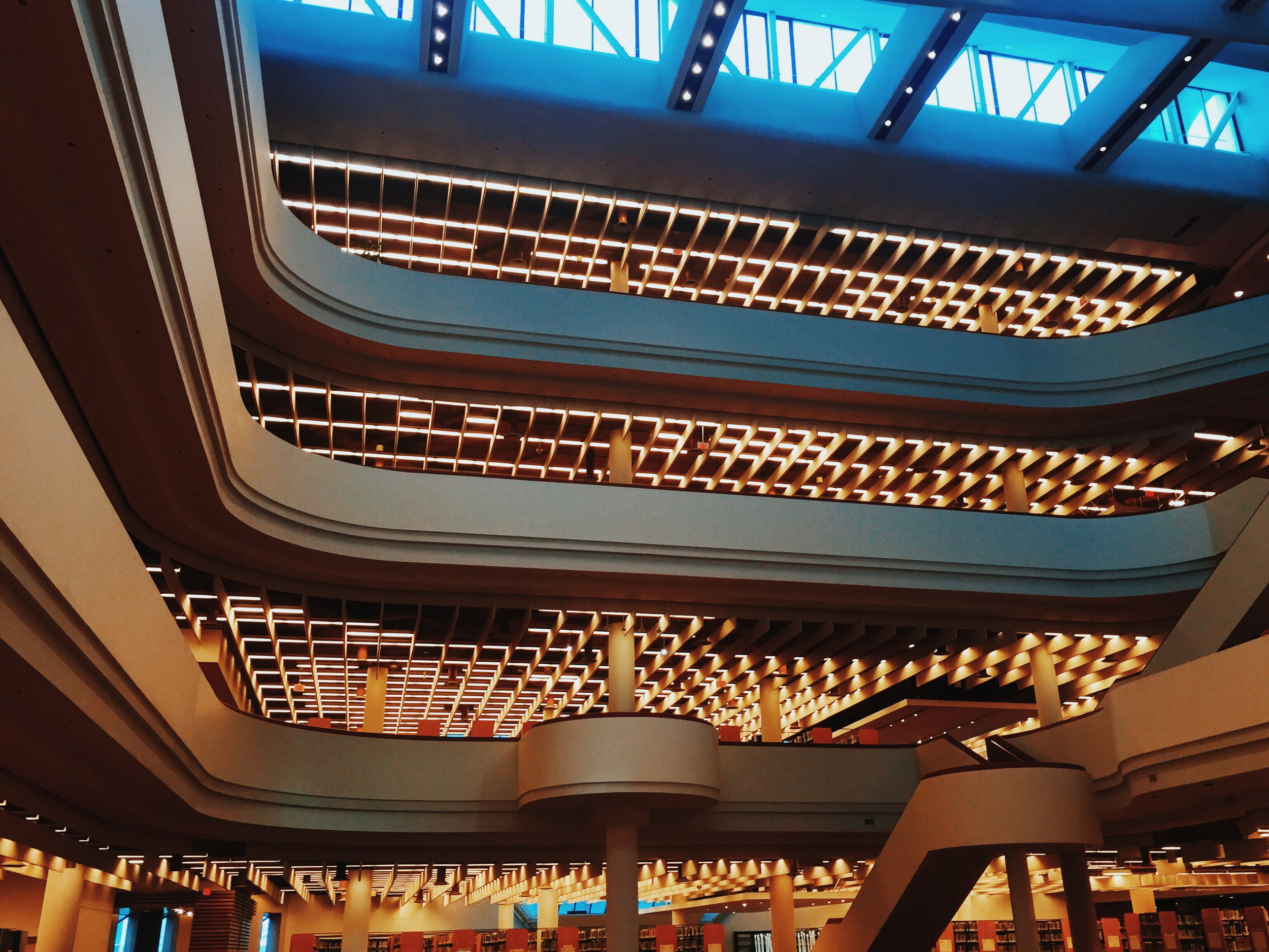 The Toronto Reference Library.
