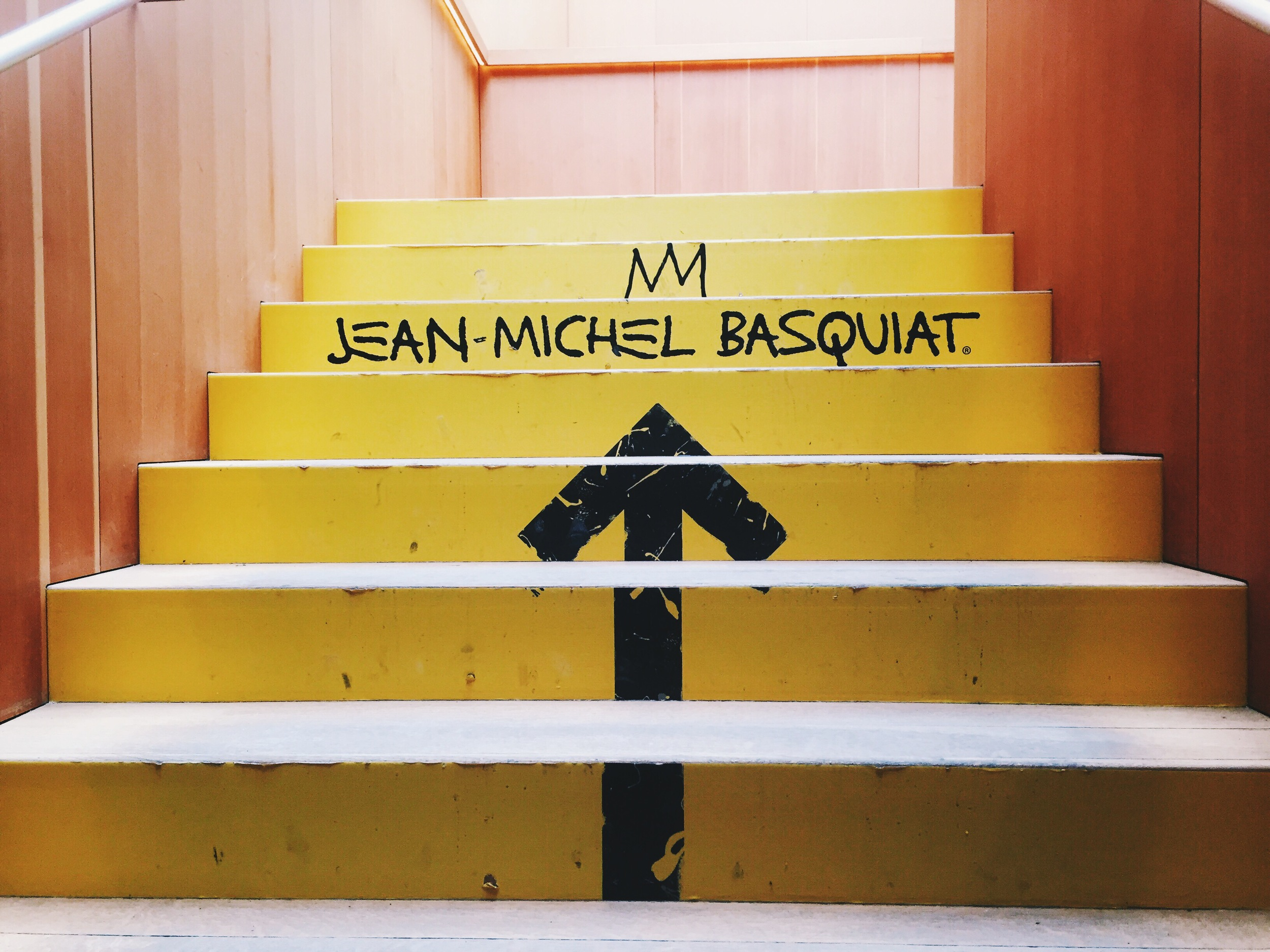 Jean-Michel Basquiat: Now's the Time . A must see.