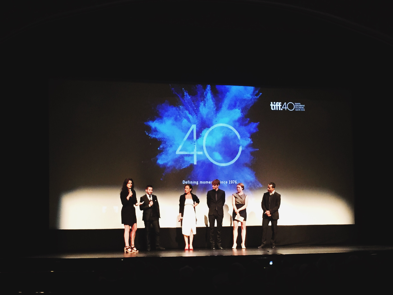 TIFF Q&A with the cast of Ville-Marie (sans Monica Bellucci).