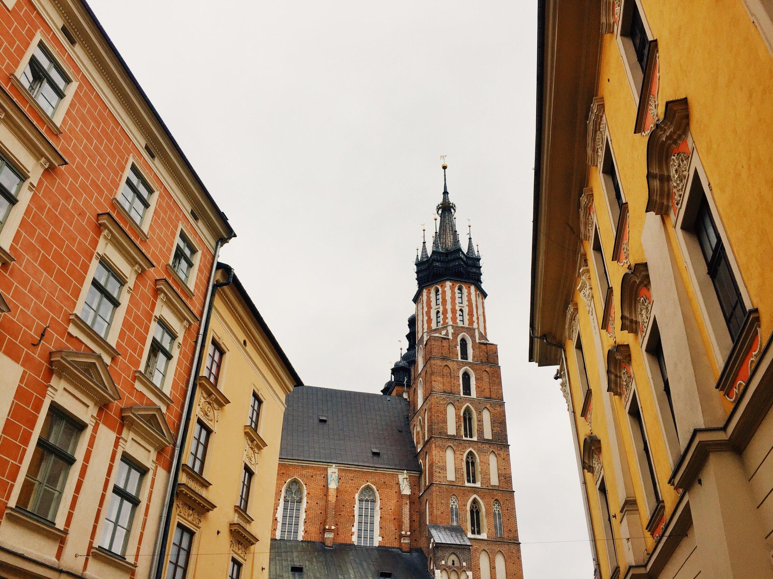 Goodbye Kraków!