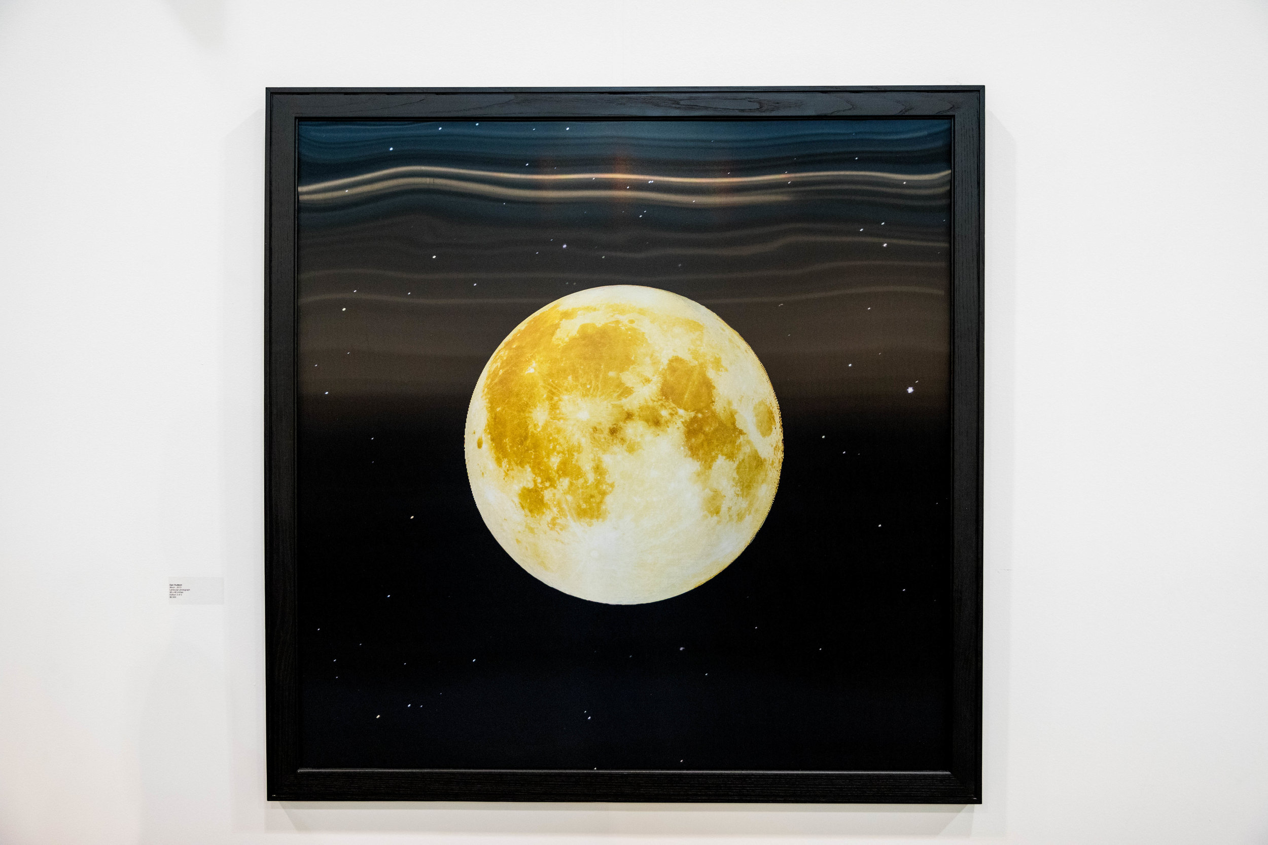 Moon,  2013  Dan Hudson