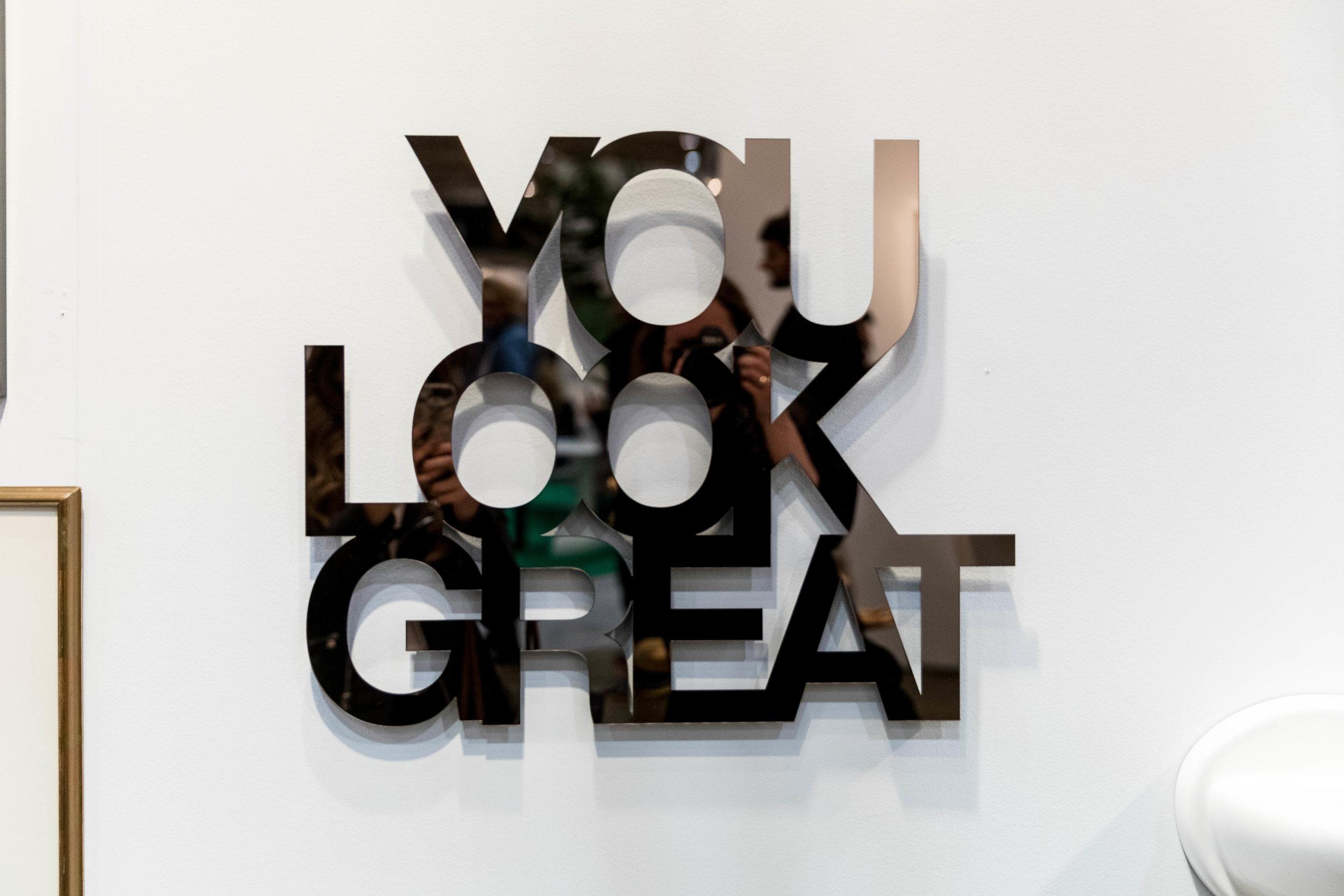 You Look Great , 2017  Jade Rude