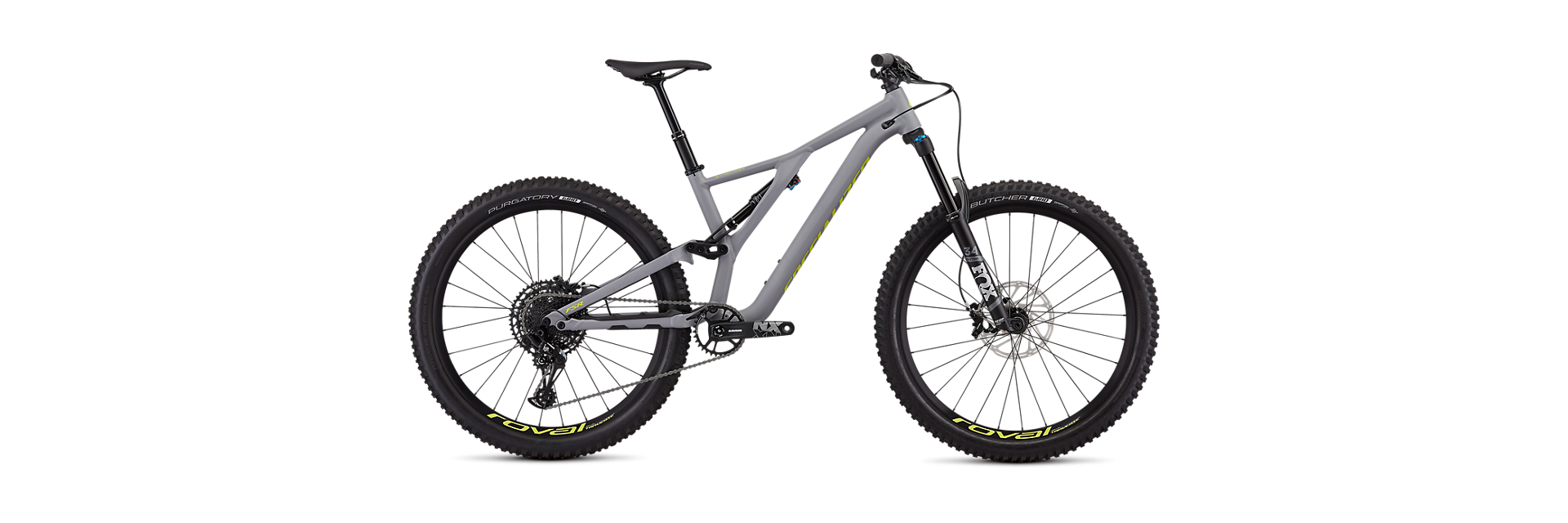 "2019 Specialized Stumpjumper 27.5    Type:  Full Suspension Mountain Bike  | Frame Size:  Inline/Unisex Large  Wheel Size:  27.5  | Fit:  Med 5'6""-5'11"",Lrg 5'10""-6'2"", XL 6'1""-6'5""  