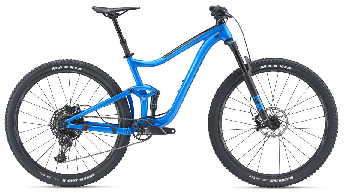 2019 GIANT TRANCE 29    Type:  Full Suspension Mountain Bike  | Frame Size:  Inline/Unisex Med  | Wheel Size:  29"