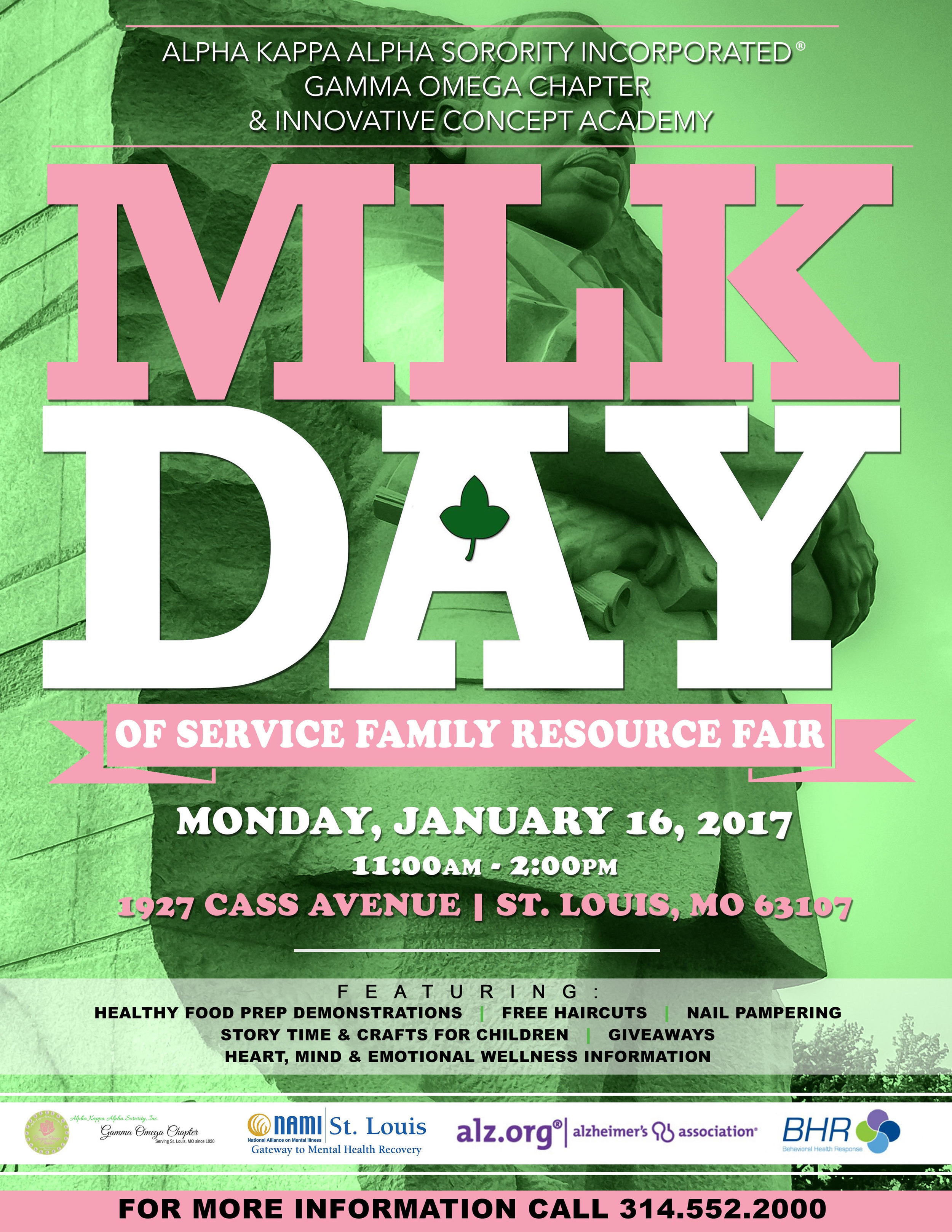 MLK Day of Serivice