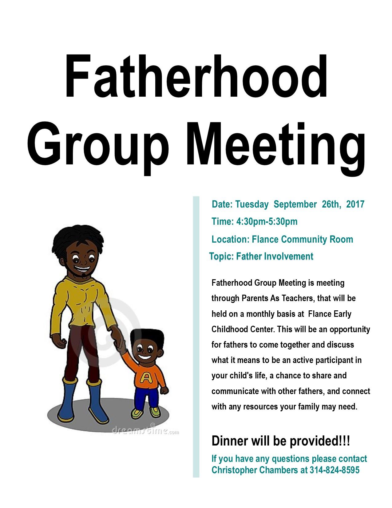 PAT Fatherhood Sept. 2017
