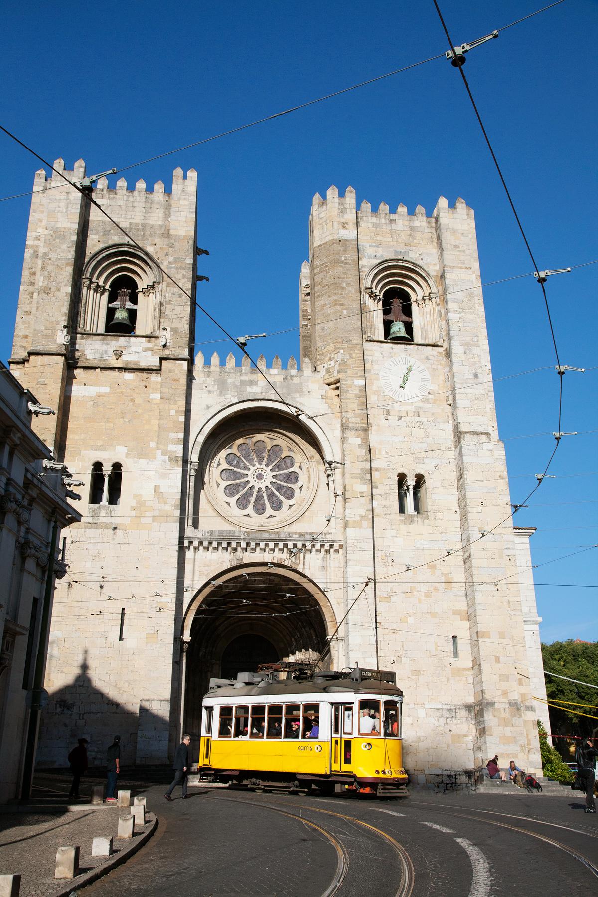Cathederal, Lisbon