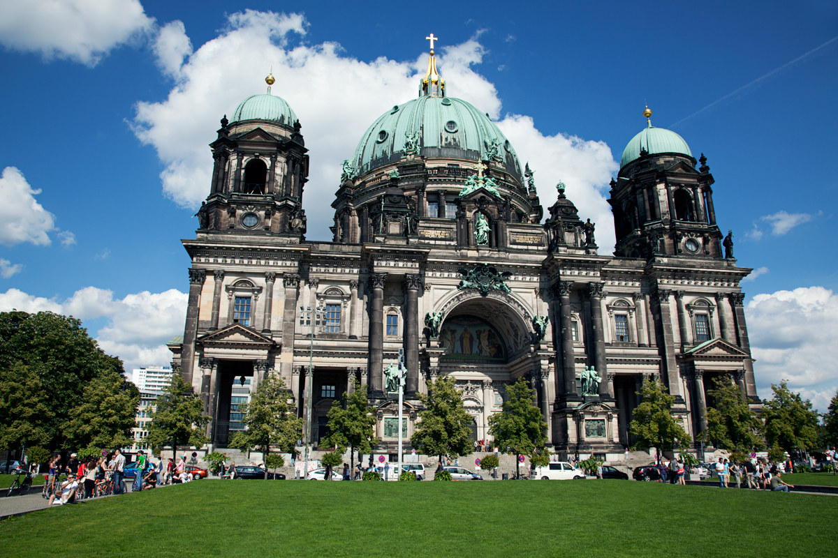 Cathederal, Berlin