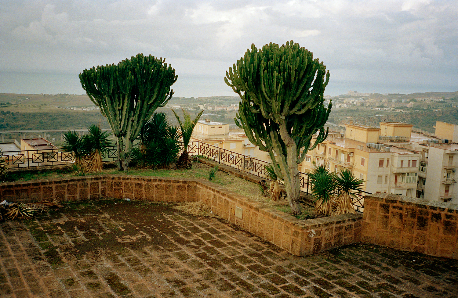 The View From Agrigento, 2015