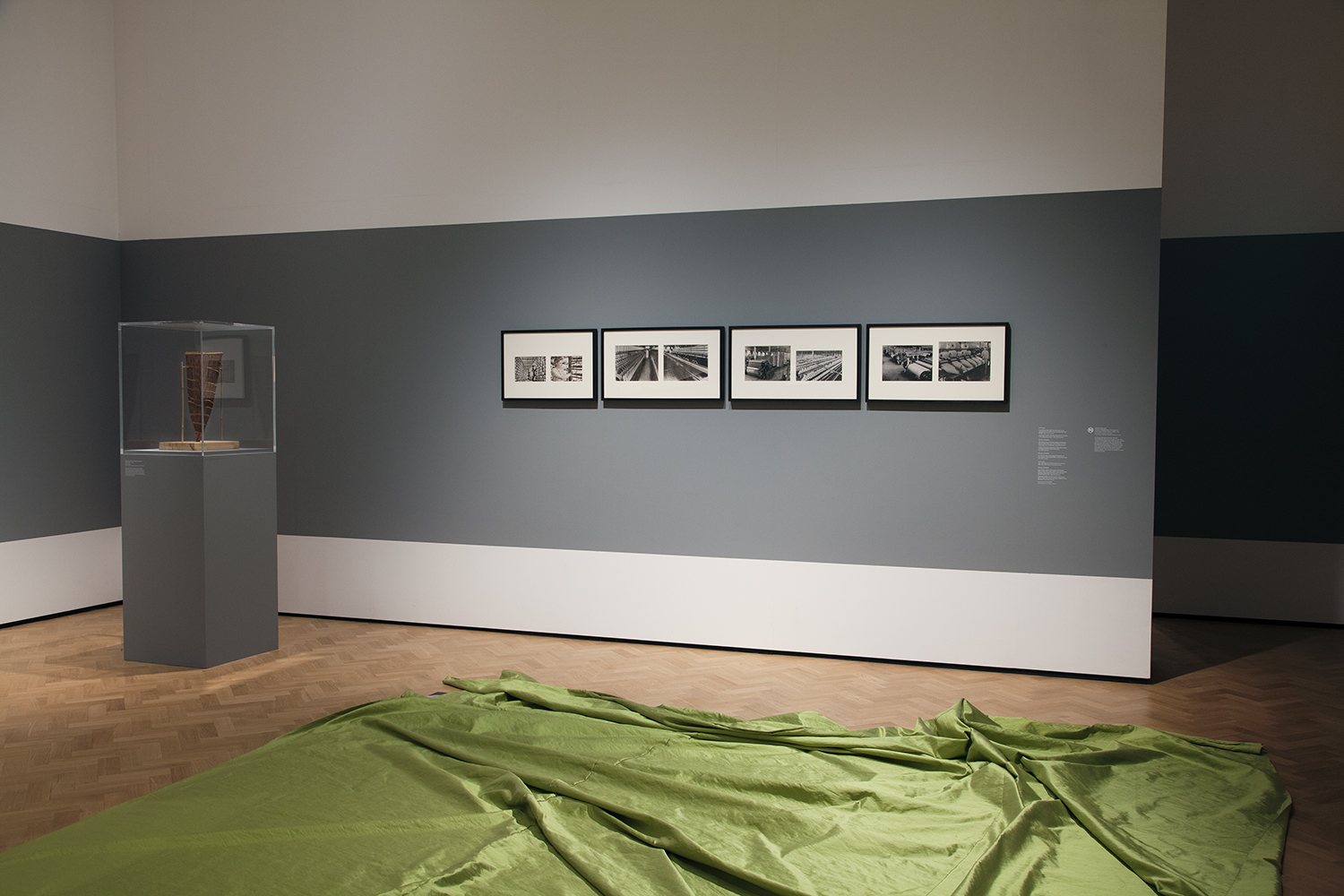 'In A Dream You Saw A Way To Survive...' at Glynn Vivian Art Gallery