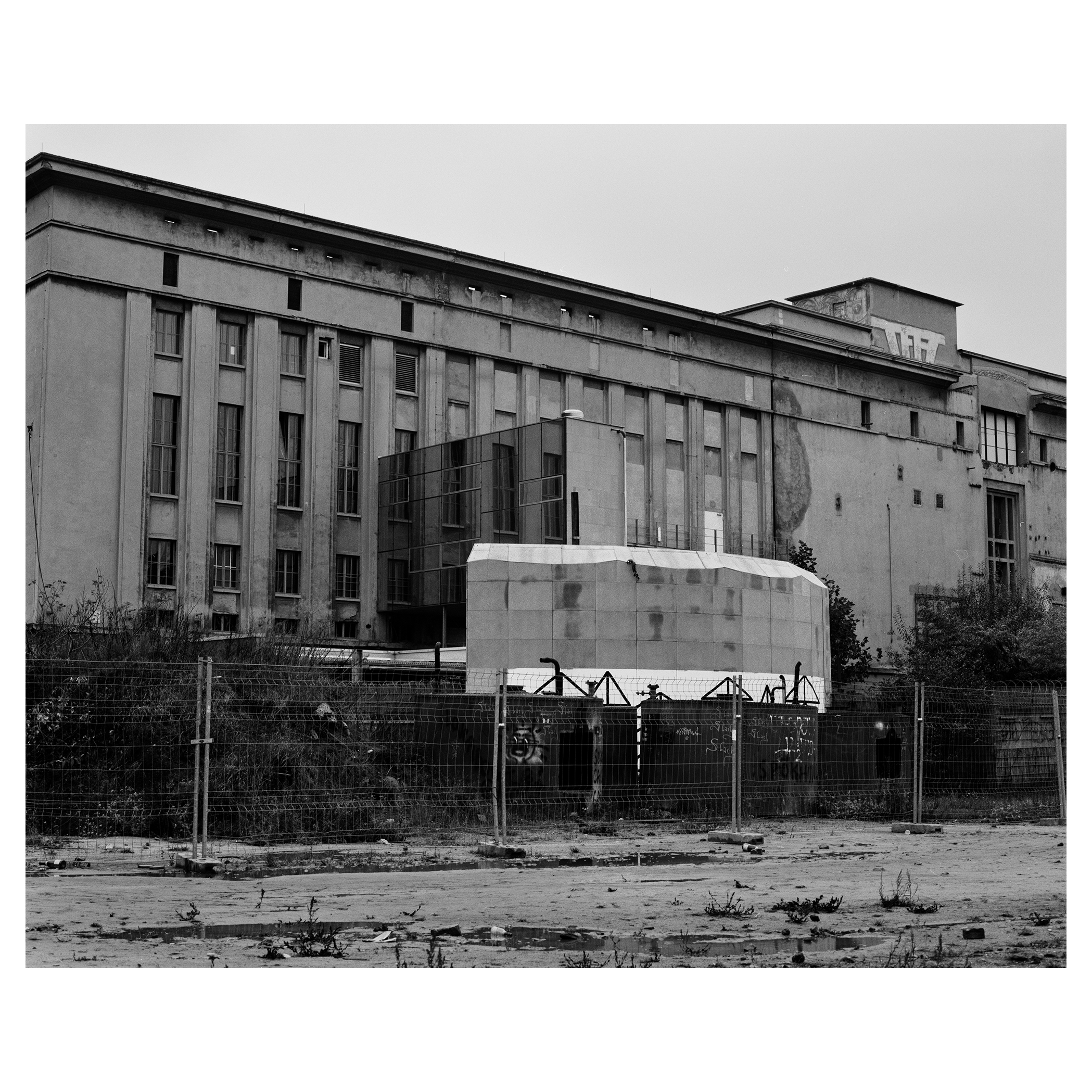 Berghain/Panorama (Side View), 2010