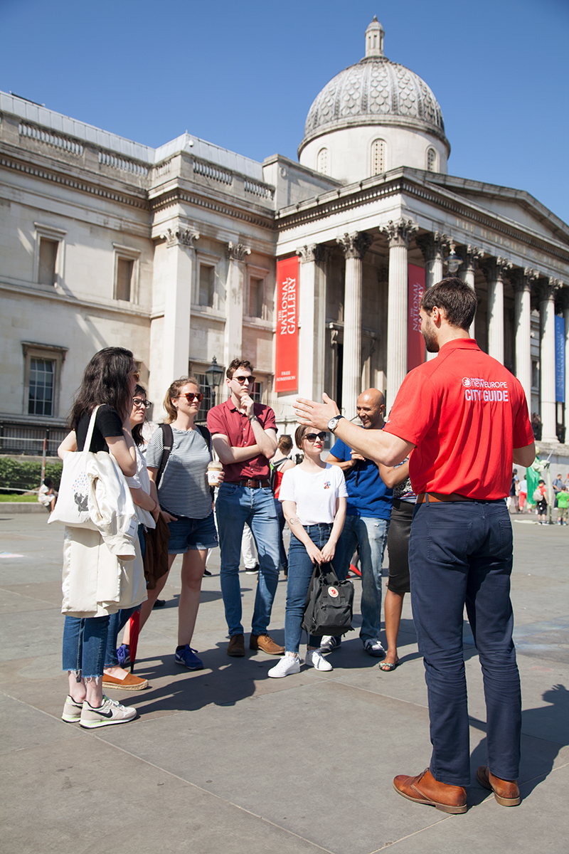 New London Tours