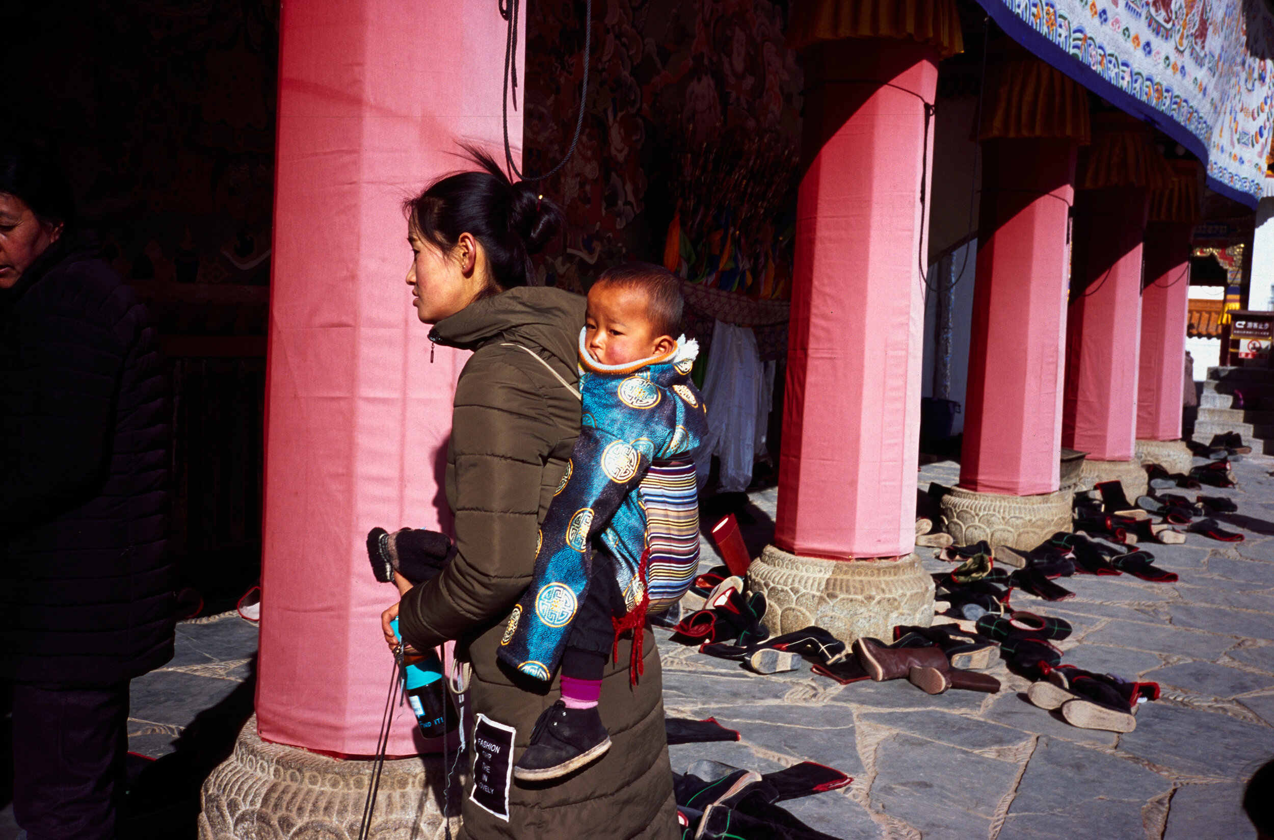 Labrang Monastery IV, Xiahe, Gansu, China, 2019