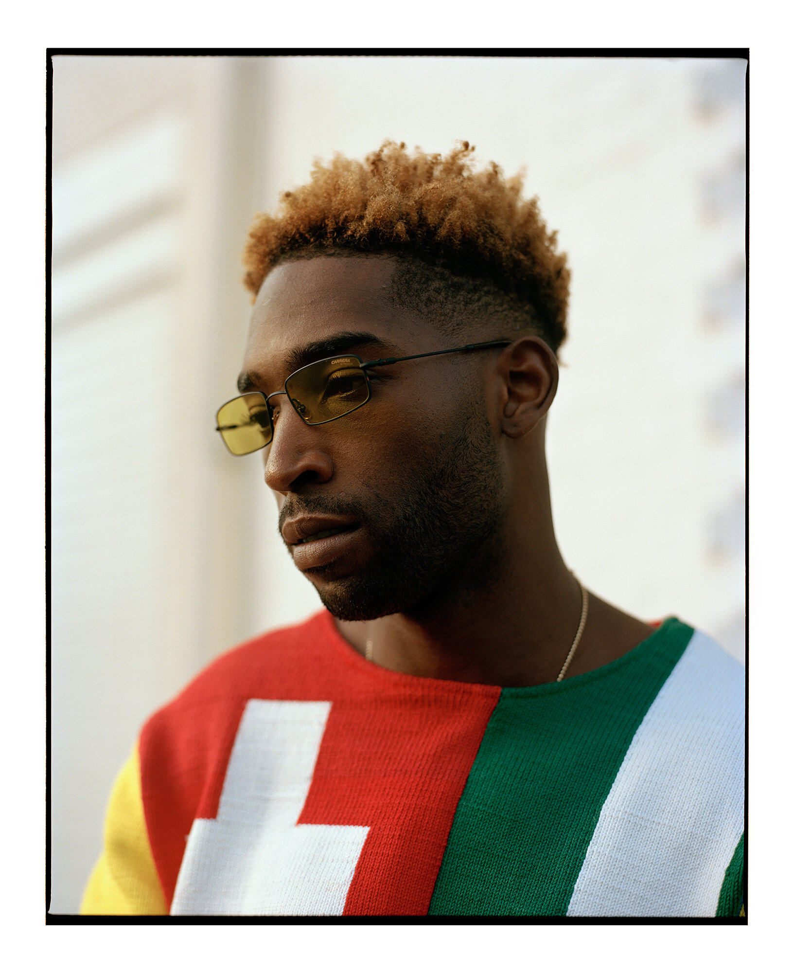 Tinie Tempah for What We Wear