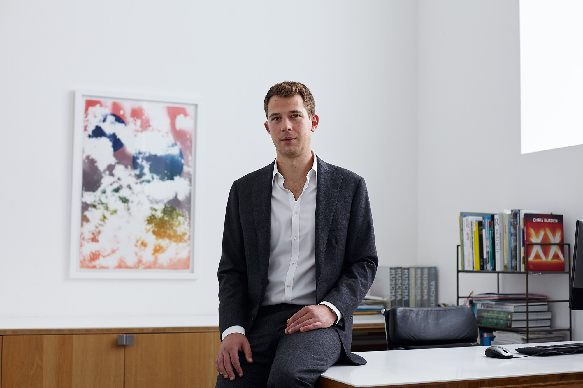 'The 25 Rising Power Players Who Will Run the Art Market' - Jona Lueddeckens for Arsy