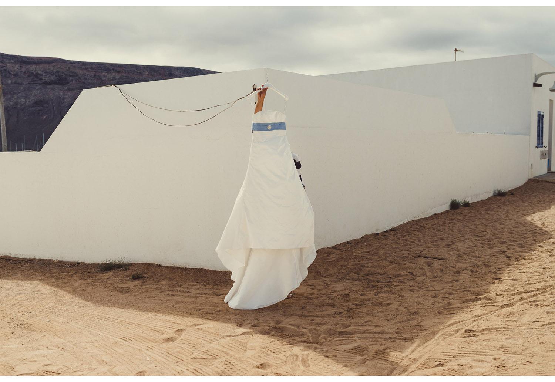 Vestido de novia La Graciosa