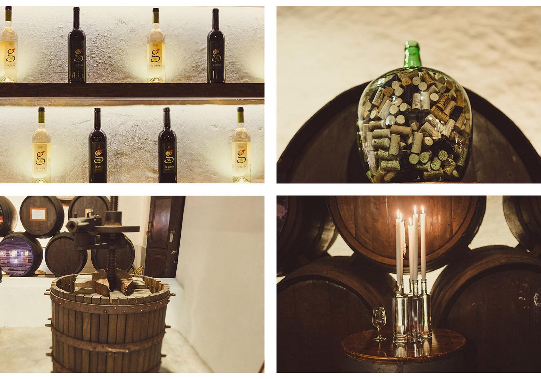 Wine Vino Bodega La Geria