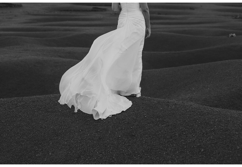Vestido novia Lanzarote