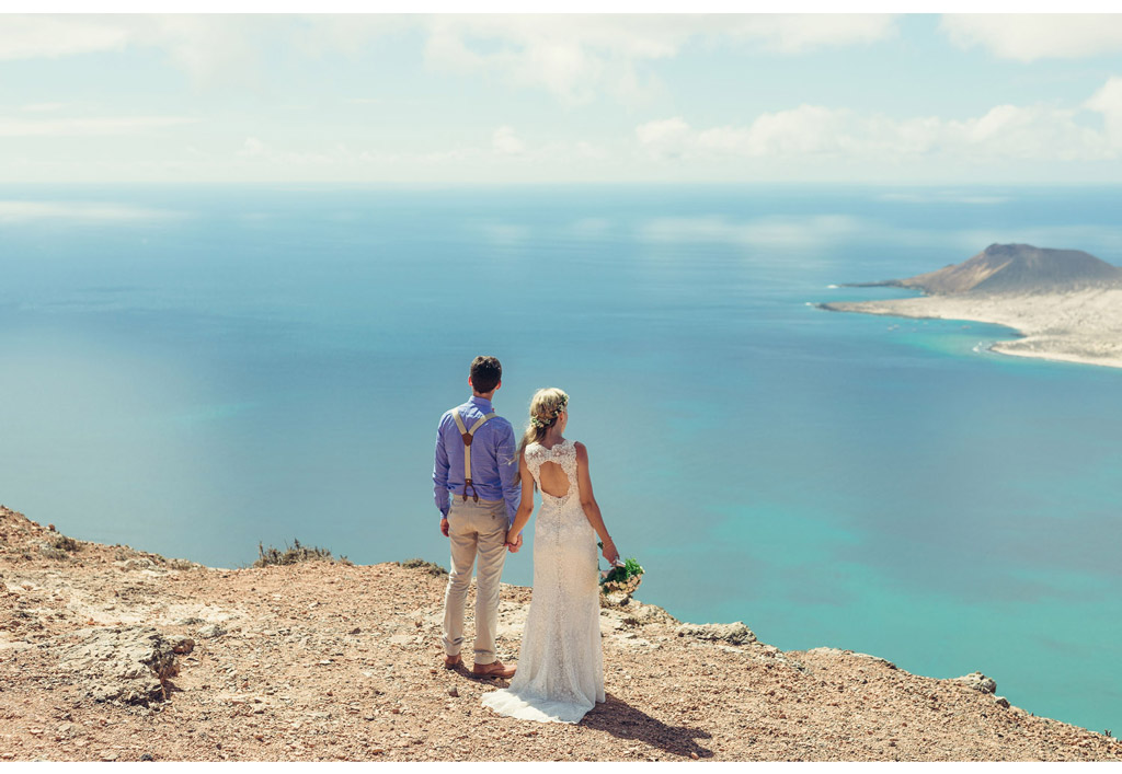 Wedding photographer Lanzarote La Graciosa