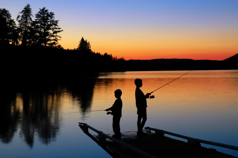 Jakt- og fiskeparadis