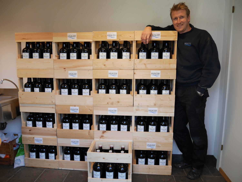 På Kofoedbryggeriet lages fire ulike sorter øl i tillegg til juleøl. Her kan man få pils, mørk lager, ale og svart lager.