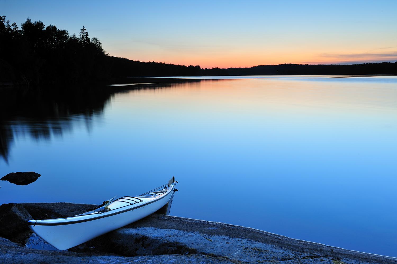 Urørt. Indre Østfold byr på herlige villmarksopplevelser som de færreste kjenner til.Haldenvassdraget er et Eldorado for padlere og byr på nye naturopplevelser rundt hvert nes.