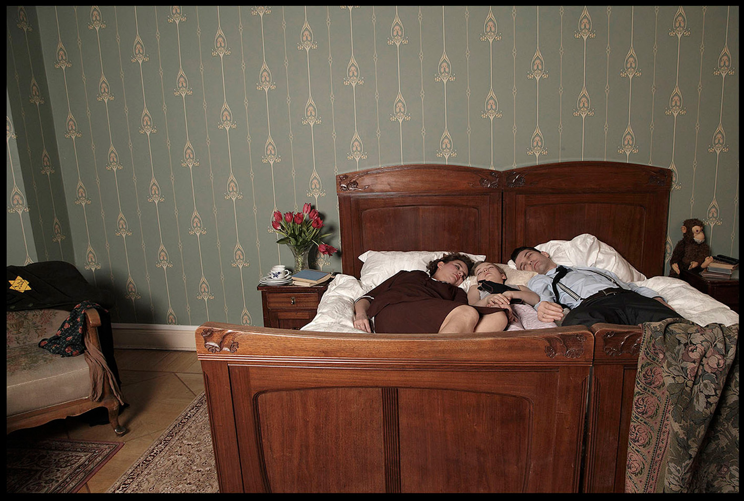 Claudia Reinhardt, Gottschalk out of Tomb Of Love, photo series 2013