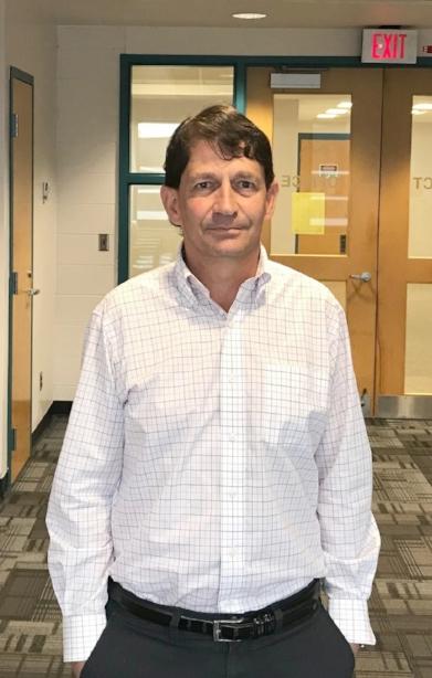 Education Manager at Jamesville-Dewitt High School Phil Luckette