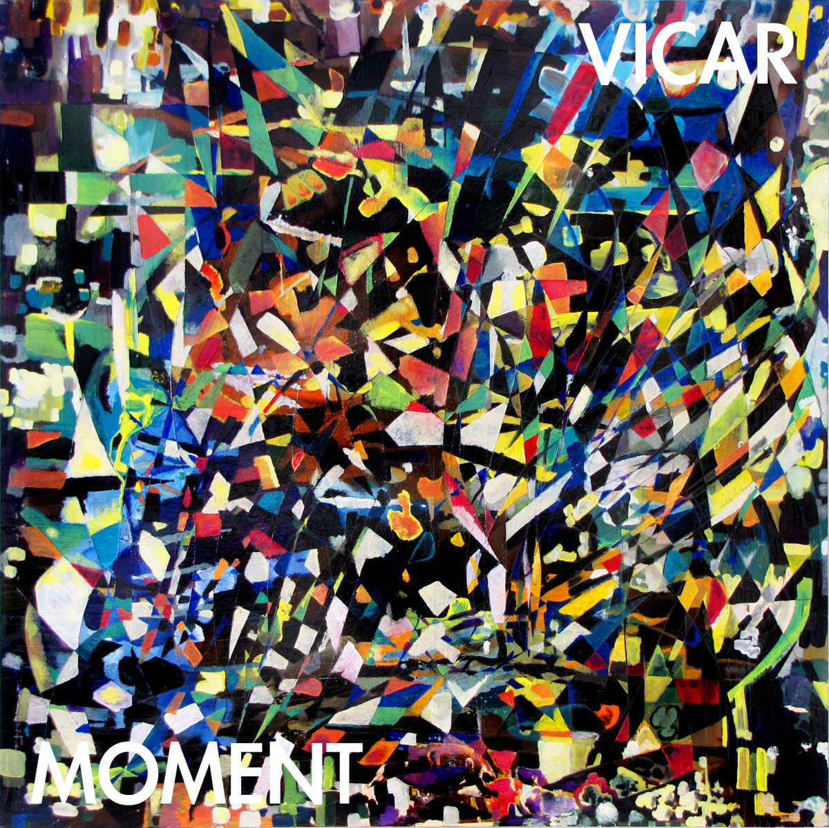 Vicar - Moment - front cover