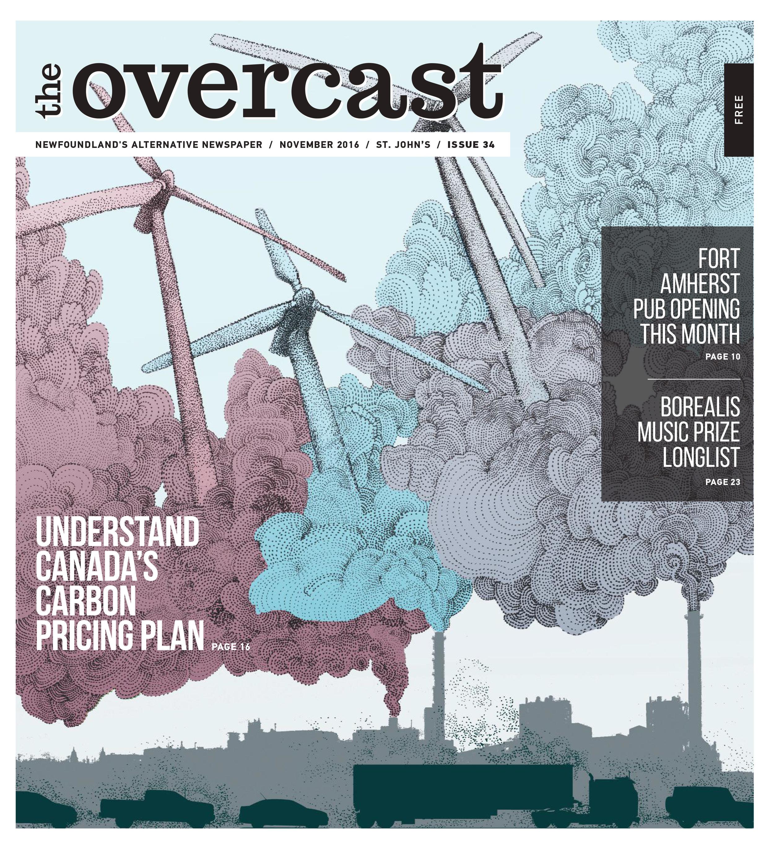 november overcast cover