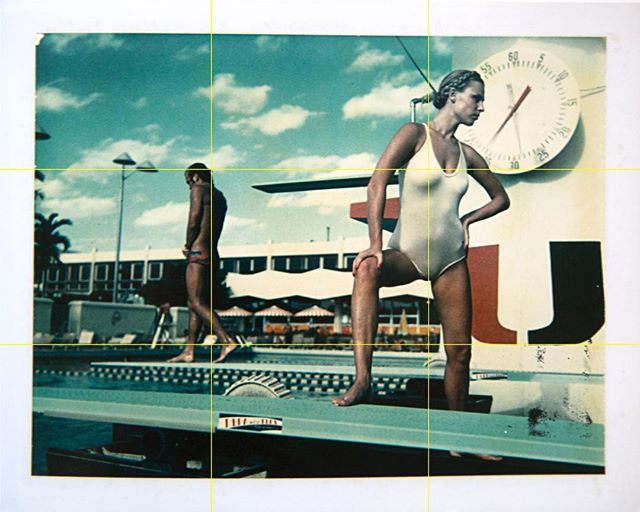 New York Times, Miami, 1978  Helmut Newton Polaroids  Taschen, 2017  #taschen #helmutnewton #polaroids #newyorktimes #miami