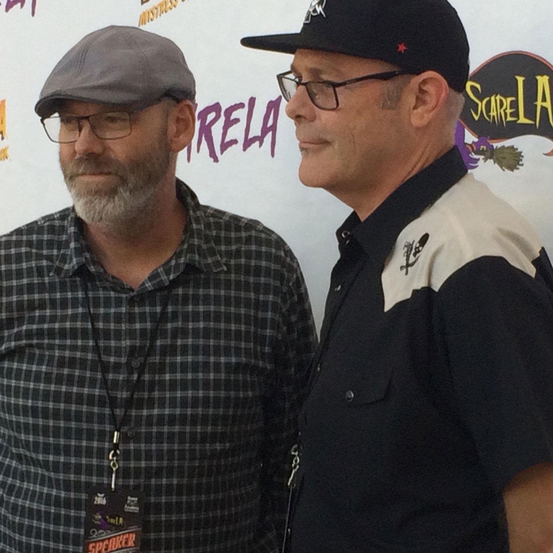 John Murdy and Chris Williams