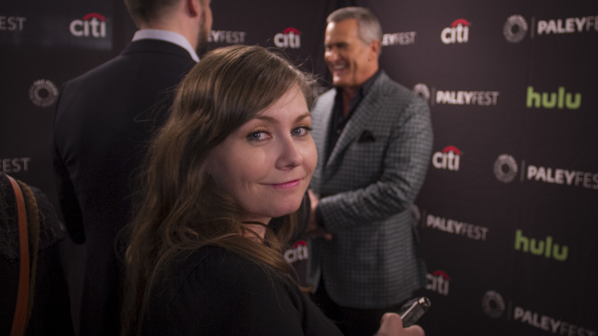 It's Jenny! ...and Bruce Campbell