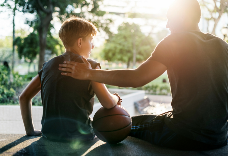 FROM PARENT TO COACH: - HOW YOUR ROLE CHANGES WHEN YOUR CHILD GOES TO MIDDLE SCHOOL