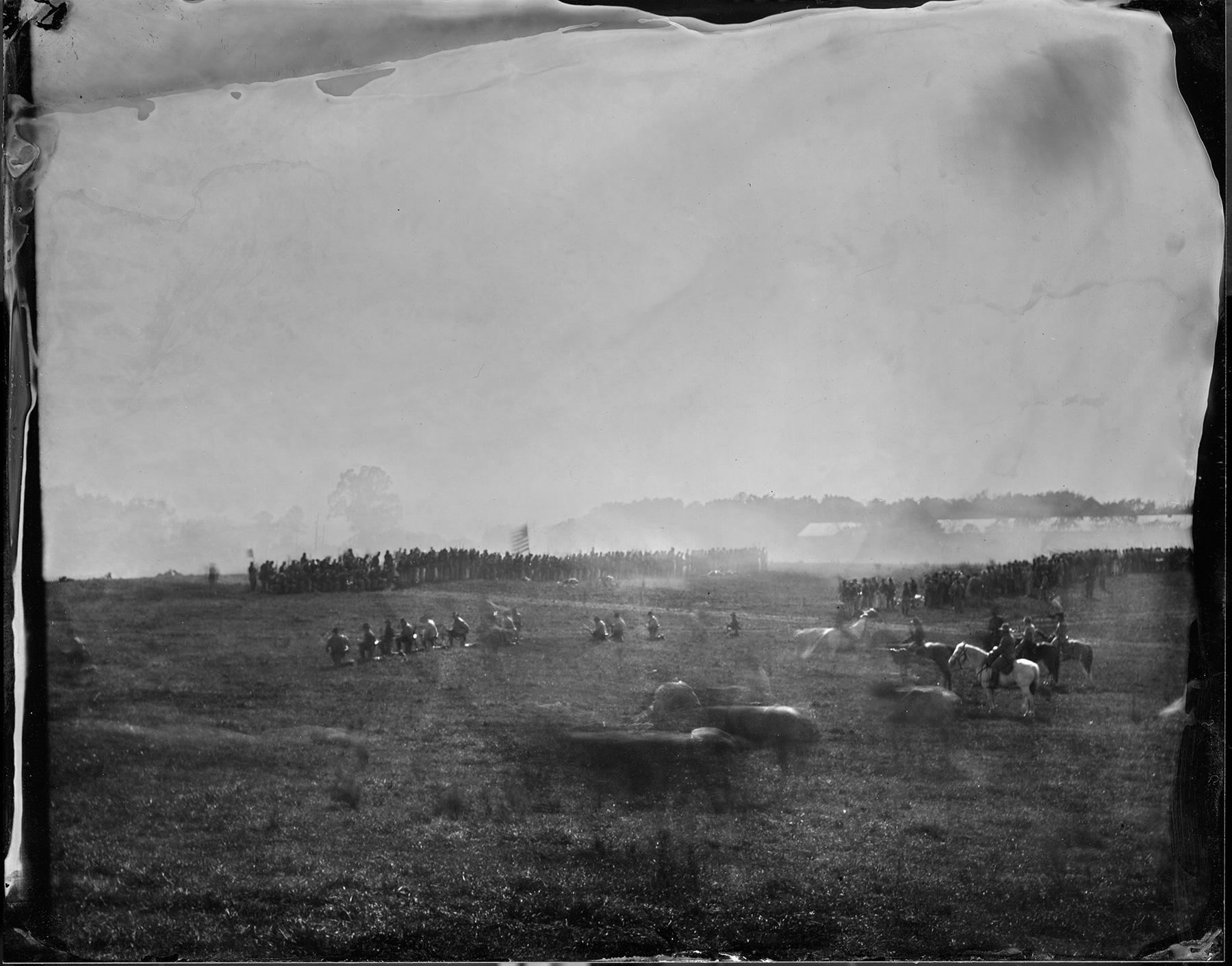 Battlefield, Antietam, 2012